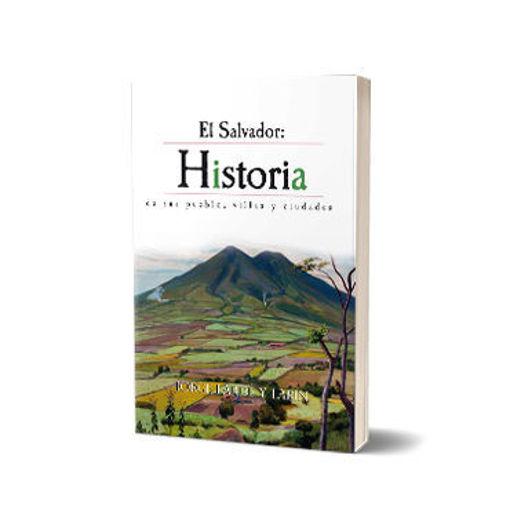 Imagen de El Salvador. Historia de sus pueblos, villas y ciudades