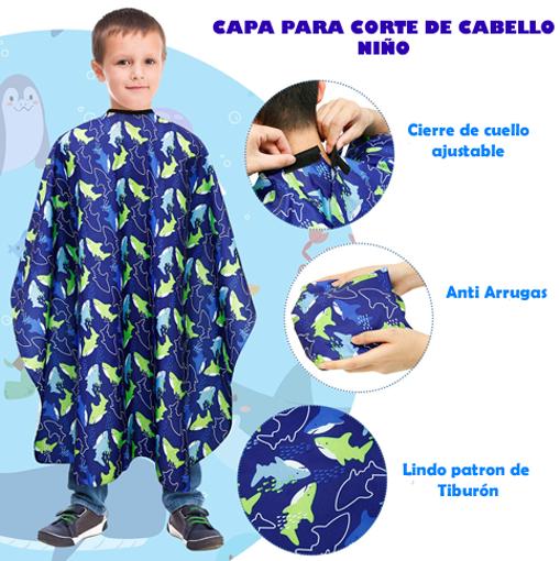 Imagen de Capas para niños