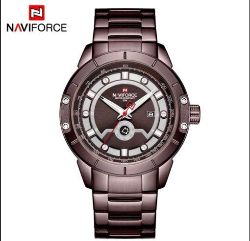 Imagen de ✅ NaviForce reloj de acero para hombre
