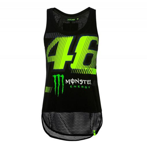 Imagen de Camiseta Tank-top Rossi Monster para mujer