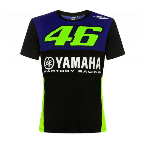 Imagen de Camiseta Yamaha Valentino Rossi 46