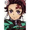 Imagen de Anime - Aretes Kimetsu No Yaiba: Tanjiro Kamado