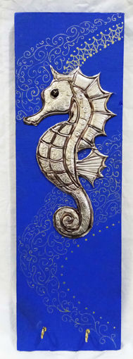 Imagen de Portallaves diseño caballo de mar
