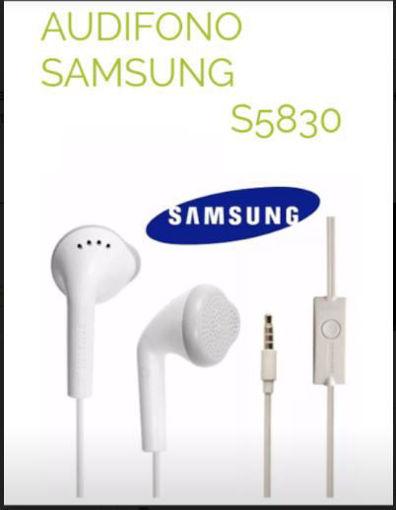 Imagen de Audífonos Samsung S5830