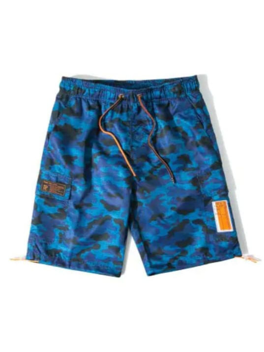 Shorts de playa camuflado
