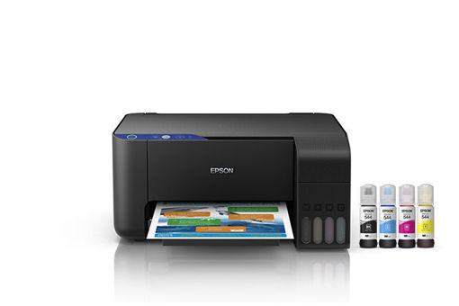 Imagen de Impresora Multifuncional Epson EcoTank L3110