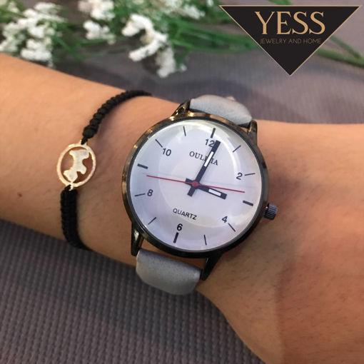 Imagen de Reloj para mujer OULIJIA gris
