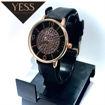 Imagen de Reloj para mujer DISU Negro Diamante