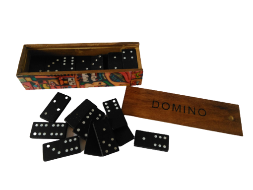 Imagen de Juego de dominó