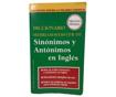 Imagen de Diccionario de sinónimos y antónimos en inglés
