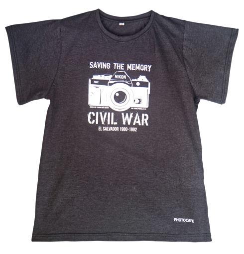 Imagen de Camiseta Saving the memory