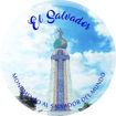 Magneto circular El Salvador del Mundo