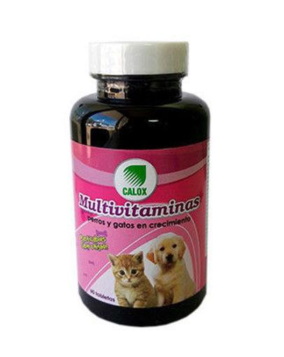 Imagen de Multivitaminas Crecimiento Perros y Gatos