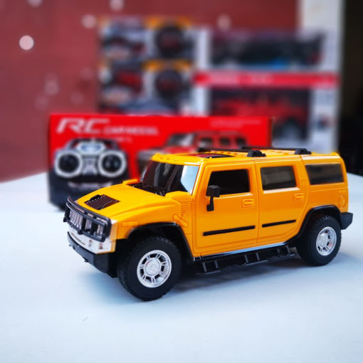 Imagen de Carro control remoto estilo Hummer famous juguete