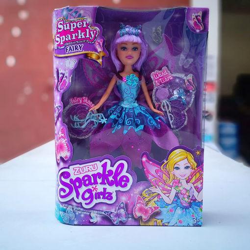 Imagen de Muñeca  Ada Zuru Super Sparkly juguete