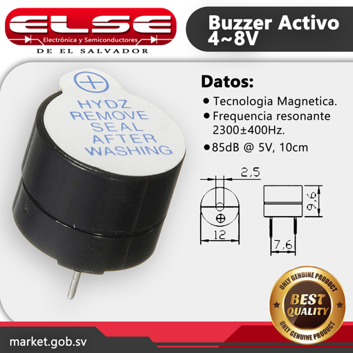 Buzzer Arduino