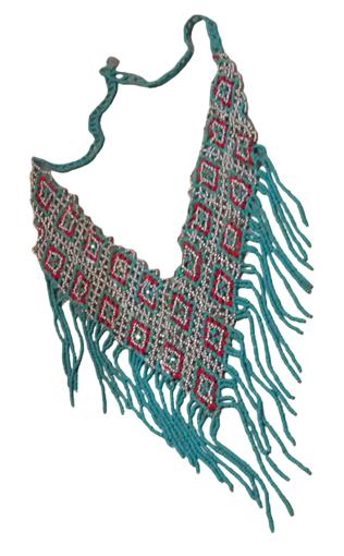 Imagen de Collar Turquesa y Rubí