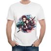 Imagen de Anime T-Shirt  Kimetsu No Yaiba - Boku No Hero Academia