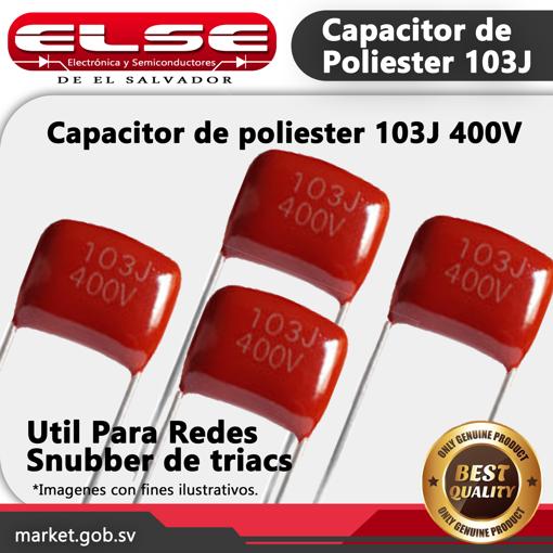 Capacitor  103J 400V