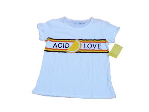 Imagen de Camiseta basica estampada