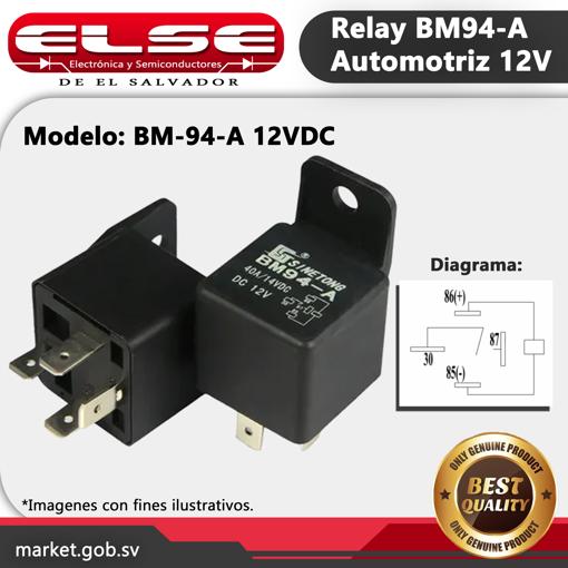 Relay Automotriz BM-94-40A