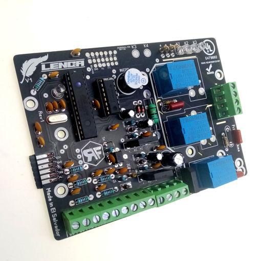 Tarjeta electronica para portones electricos