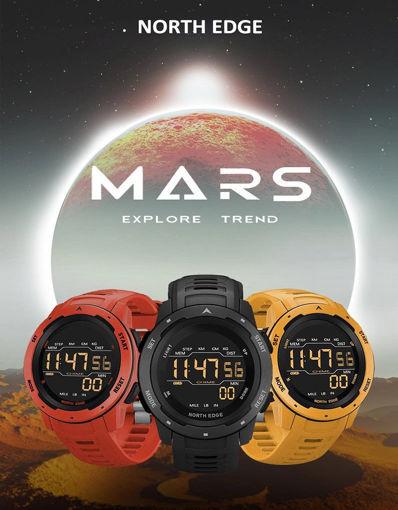 Imagen de Reloj digital deportivo North Edge Mars