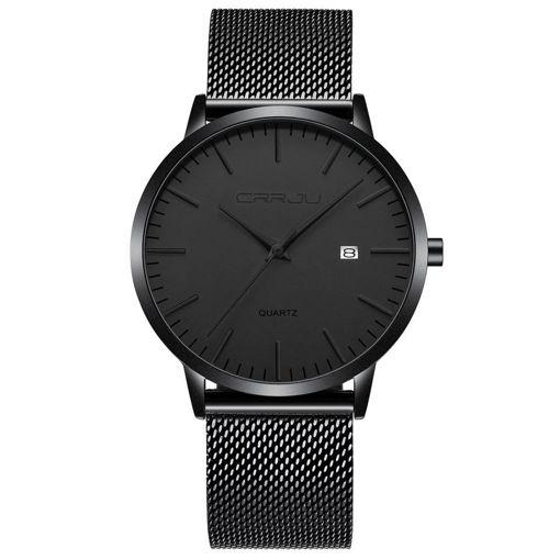 Imagen de Reloj formal ultrafina de acero inoxidable para hombre