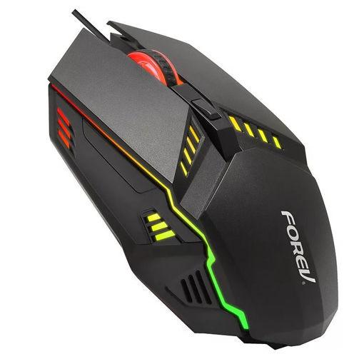 Imagen de Mouse Gamer Multicolor USB