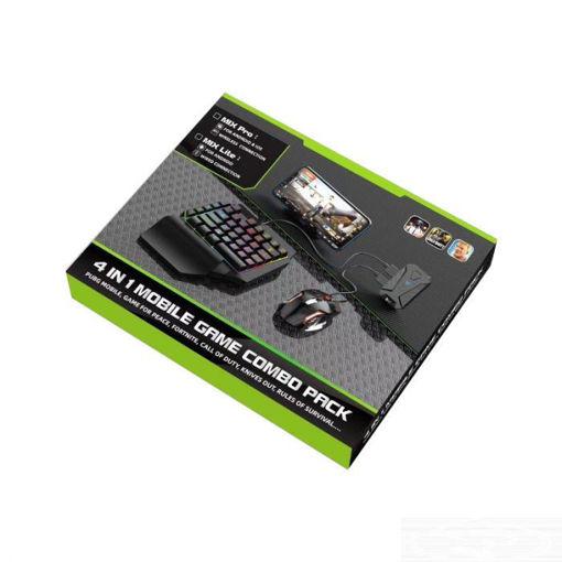 Imagen de 4 in 1 Mobile Game Combo Pack