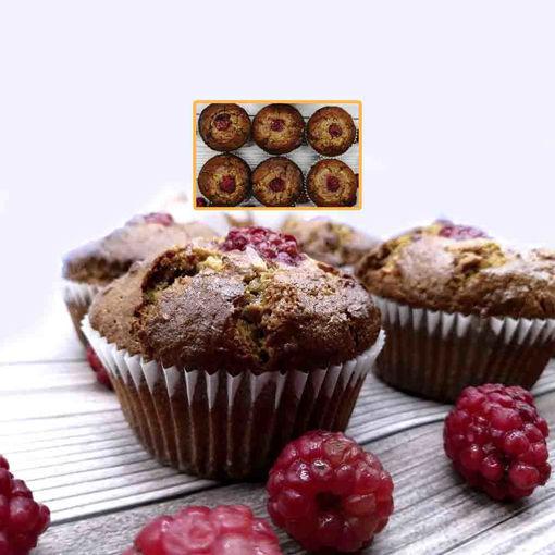Imagen de Muffin de Coco y Mora