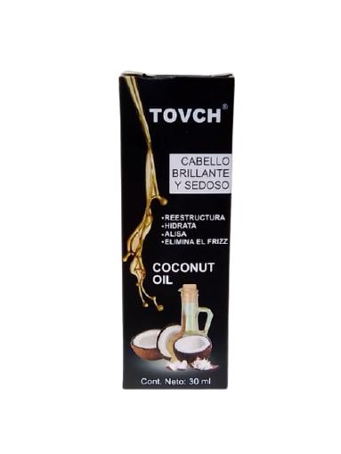 Imagen de Aceite capilar de coco TOVCH