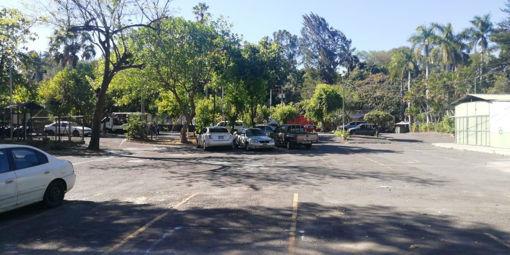 Imagen de Estacionamientos Parques Ministerio de Cultura