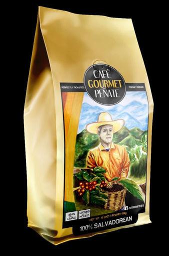 Cafe Gourmet en grano