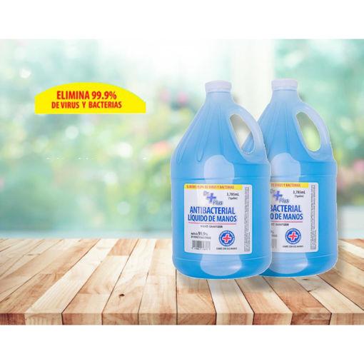 Imagen de Desinfectante de manos y superficies refill