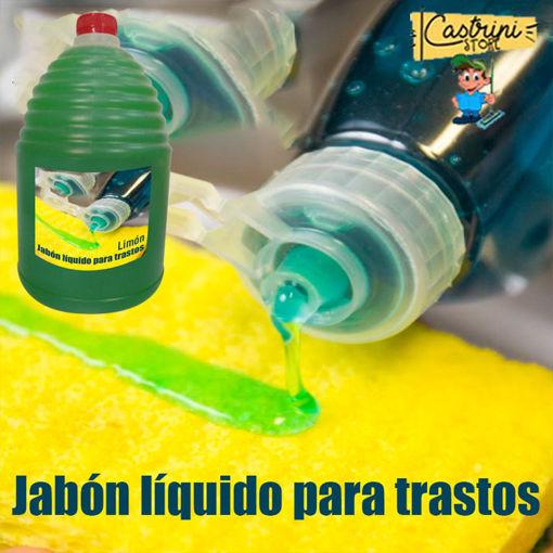 Imagen de Jabón Líquido para Trastos Castrini  (Galon)