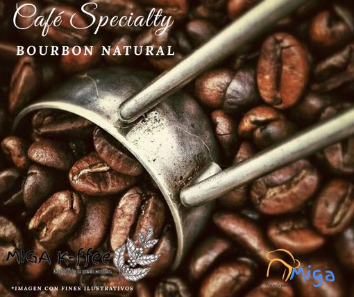 Imagen de Café Specialty Bourbon Natural