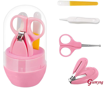 Imagen de Kit de cortaúñas para bebés