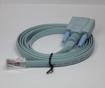 Imagen de Cable Serial RS232 DB9 Hembra a RJ45