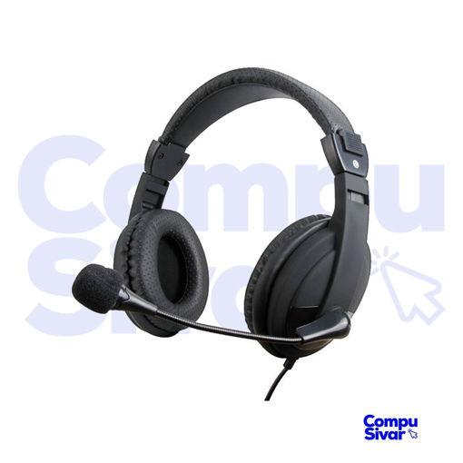 Imagen de Headsets VCOM DE160U USB