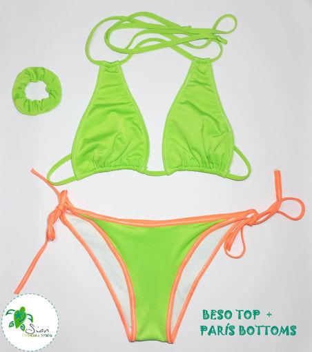 Imagen de Beso Top + Paris bottoms