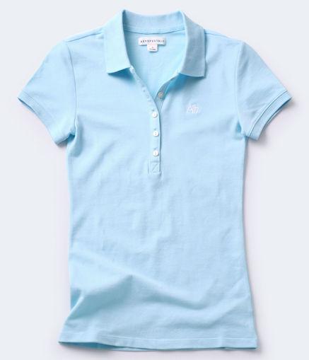 """Blusa Aéropostale """"Tipo Polo"""""""
