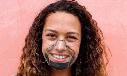 Imagen de Mascara transparente durable