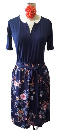 Imagen de Vestido Mujer Azul