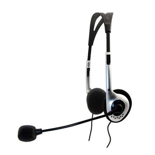 Imagen de Auricular clásico con micrófono