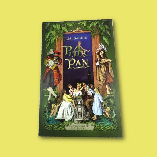 Imagen de Peter Pan - J. M. Barrie