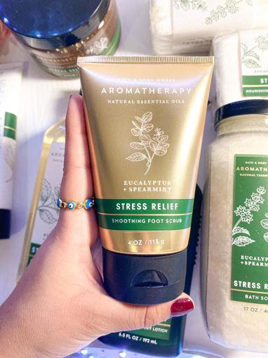 Imagen de Exfoliante para pies de Bath & Body Works Aromaterapia