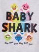 Imagen de Conjunto Baby Shark by Nickelodeon