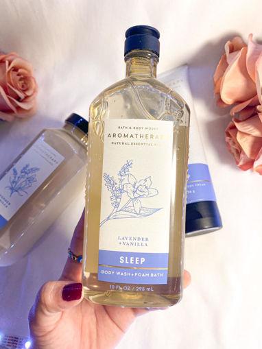 Imagen de Gel de baño y baño de espuma de Aromaterapia