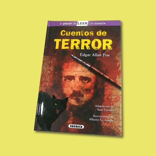 Imagen de Cuentos de terror - Edgar Allan Poe